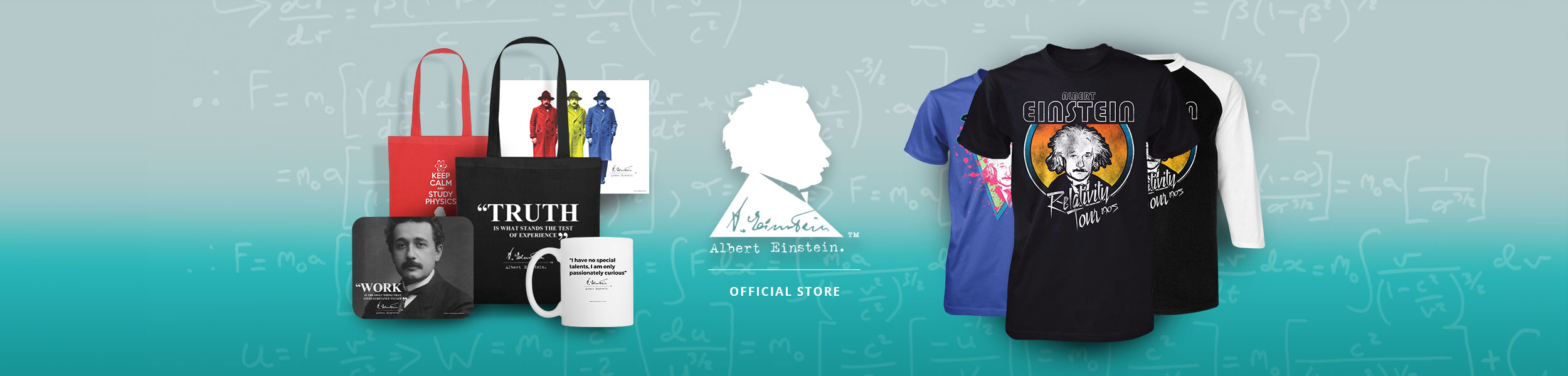 Einstein Official Store
